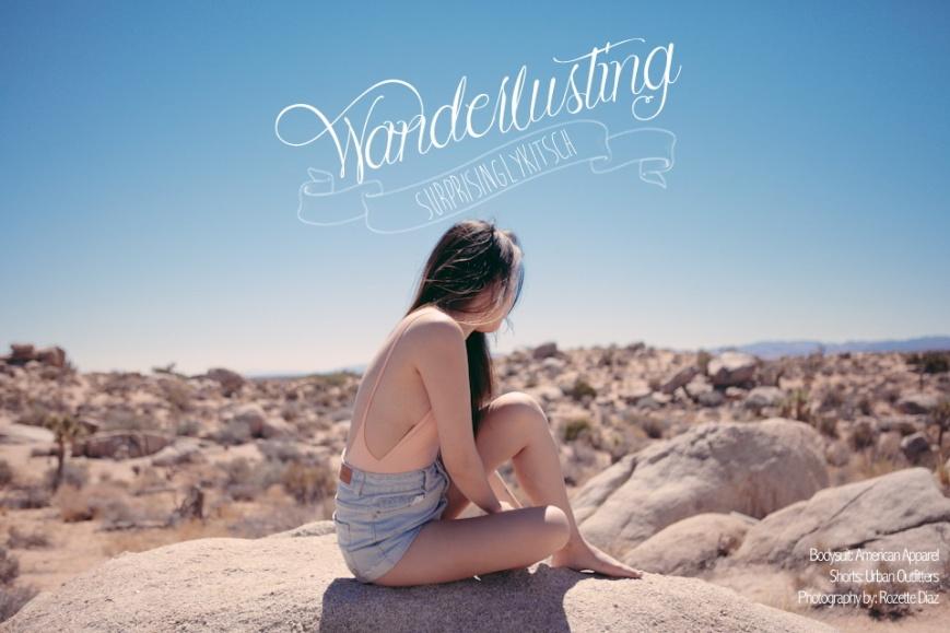 wanderlusting
